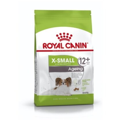 ROYAL CANIN X-small Ageing 12plus Dog Food