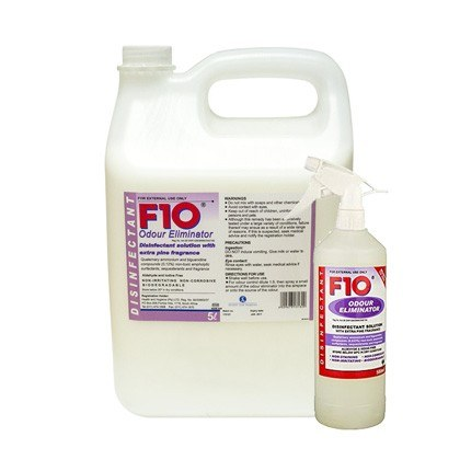 F10 Disinfectant Odour Eliminator