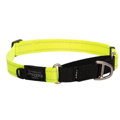 ROGZ Control Day Glo Dog Collar