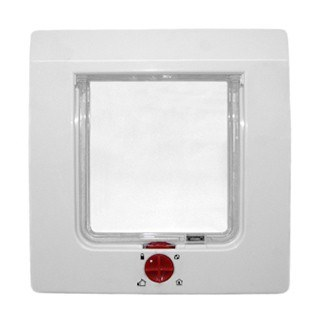 Lockable 4 Way Cat Flap