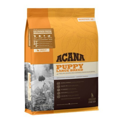 Acana Heritage Large Puppy Dog Food
