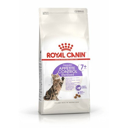 ROYAL CANIN Sterilised 7+ Dry Cat Food