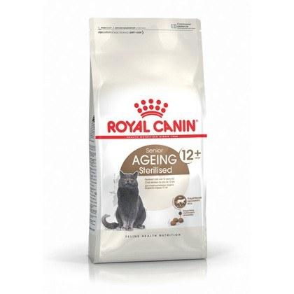ROYAL CANIN Sterilised Ageing 12+ Dry Cat Food