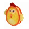 Dog Days Chicken Plush Toy With Squeaker