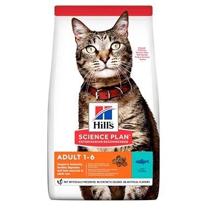 Hills Science Plan Adult Tuna Dry Cat Food