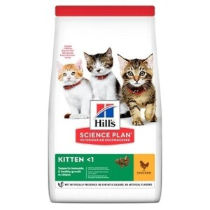 Hills Science Plan Kitten Chicken Dry Cat Food