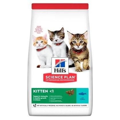 Hills Science Plan Kitten Tuna Dry Cat Food