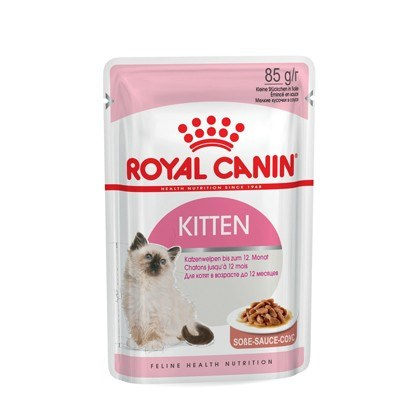 ROYAL CANIN Kitten Instinctive Wet Cat Food