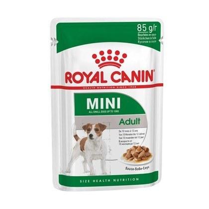 ROYAL CANIN Mini Ageing Wet Dog Food