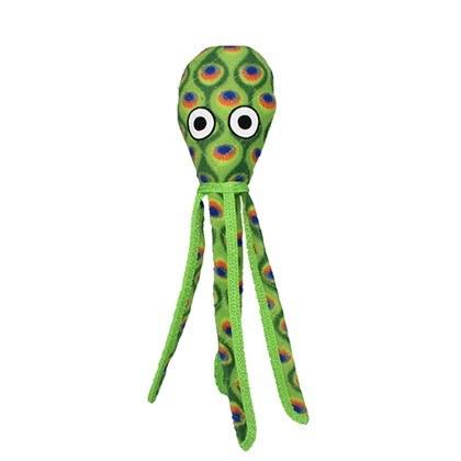 Tuffy Ocean Squid Dog Toy