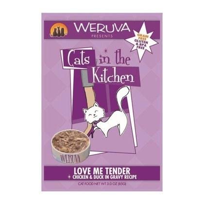 WERUVA Love Me Tender Wet Cat Food