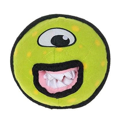 Tuffy Alien Ball Green Dog Toy