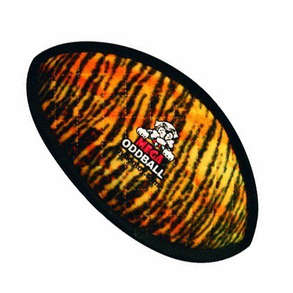 Tuffy Mega Odd Ball Tiger Dog Toy