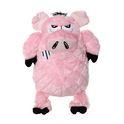 Mighty Angry Animals Pig Dog Toy