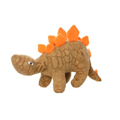 Mighty Dinosaur Stegosaurus Dog Toy