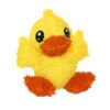 Mighty Microfiber Balls Duck Dog Toy