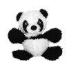 Mighty Microfiber Balls Panda Dog Toy