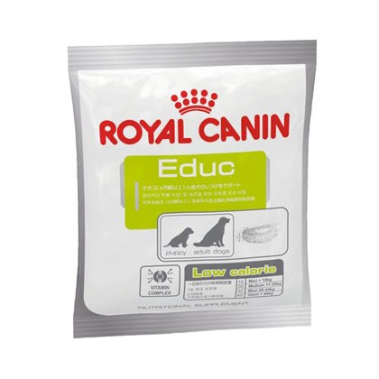 ROYAL CANIN Educ Dog Biscuit Treats for Puppies and Adult Dogs