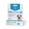 Triworm-C deworming remedy for Small Dogs